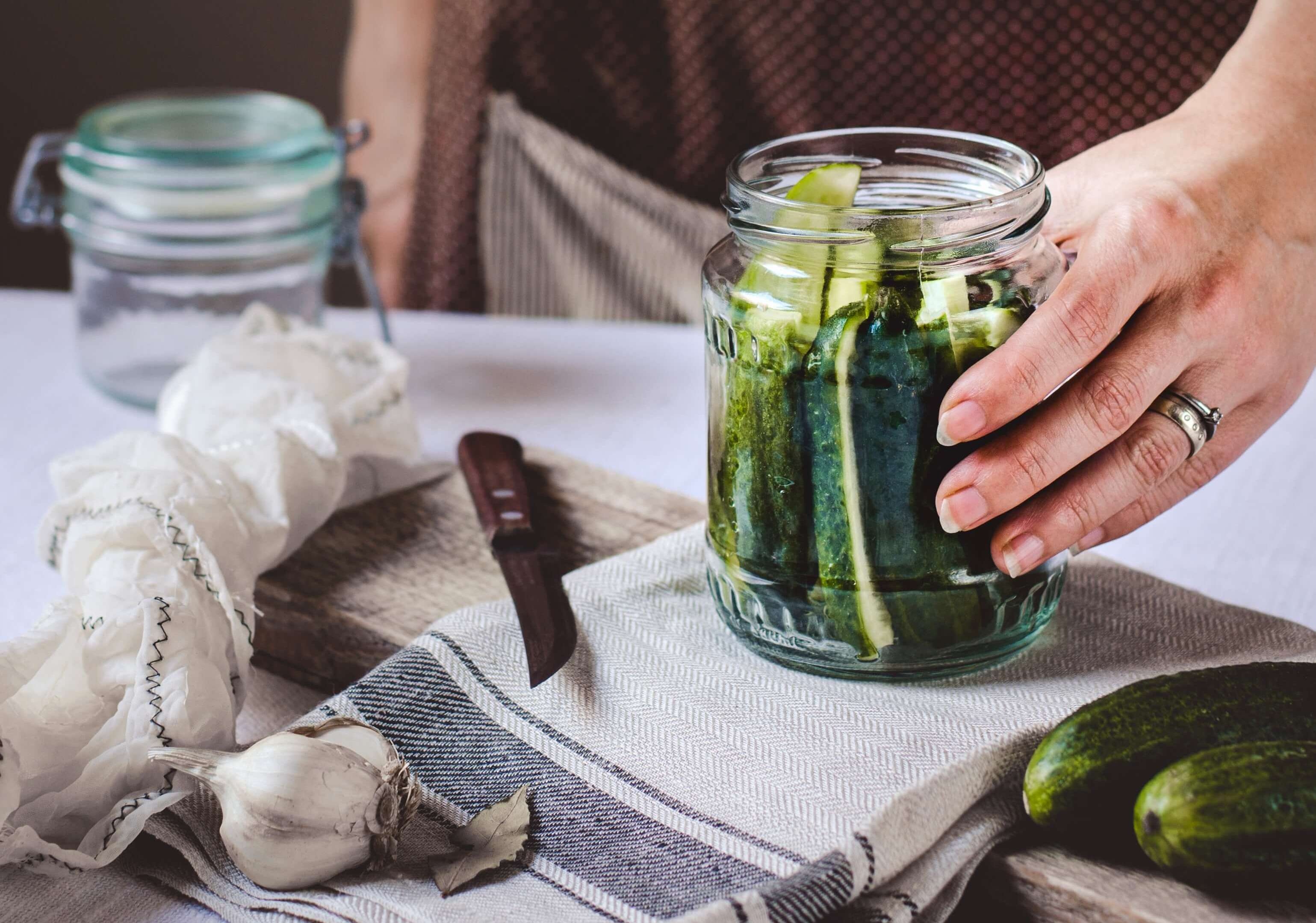Yes You Can Reuse Pickle Juice Here S How Foodhero App To Fight Food Waste